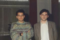 2a Festa della Sibilla, Genova 1991: Robo, Aureliano B.