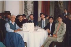 3a Festa della Sibilla, Genova 1992: Il Ladrone, Robo, Bardo, Atlante, Aureliano B., Cocò