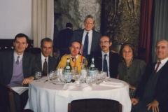 3a Festa della Sibilla, Genova 1992: Orofilo, Magina, Brunos, Giaco, Arfattor, Nety, Piervi